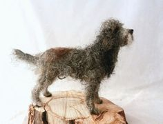 Millie xbreed -needle felted | Flickr - Photo Sharing!