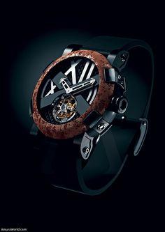 Romain Jerome, Alarm System, Watches, Wristwatches, Clocks