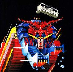 小学生がジャケ買いしたレコードはジューダスの獣戦車メタリアン! | 1984年 | リマインダー - 80年代音楽エンタメコミュニティ、記憶を揺さぶるタイムライン - Re:minder