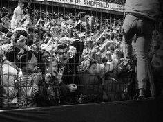 """La tragedia de Hillsborough de 1989 fue un incidente ocurrido durante el partido de la semifinal de la """"FA Cup"""" entre los clubes de fútbol Nottingham Forest y Liverpool."""