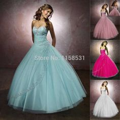Free Shipping 2015 New Full Length Embroidery Beads Sequins Organza Formal Party Dress Evening Prom Gown Size 6 8 10 12 14 16
