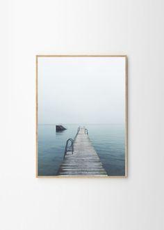 Copenhagen Still II by Nana Hagel | Poster from theposterclub.com