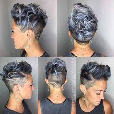Frisurwechsel? Tolle Anregungen für einen neuen frischen und flotten Look! - Seite 2 von 10 - Neue Frisur
