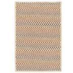 Parkside Autumn Mix 10 ft. x 10 ft. Braided Square Area Rug