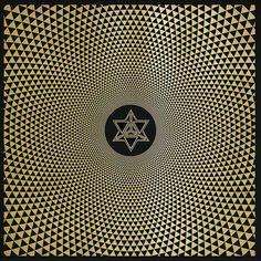Mandala Original- Criada manualmente- Illustrator, Photoshop