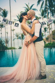 Stunning Banyan Tree Koh Samui Wedding by Photographer Erica Camille - Full Post: http://www.brideswithoutborders.com/inspiration/banyan-tree-koh-samui-wedding-erica-camille