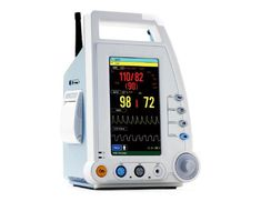 The Vital Check 6 Patient Monitor by Vital Signs Technologies is the perfect monitor for HR | SPO2 | NIBP Vital Check 6 | Vital Signs Technologies 2 year Parts and Labor Warranty 7 inch color Anti-glare TFT-LCD screen Rechargeable Lithium Battery Standard Parameters Non-Invasive Blood Pressure Digital SpO2 Printer Optional Upgrade Microstream EtCO2 **The Unit is without Capnography** Computer Skins, Computer Bags, Oral Surgery, Vital Signs, Competitor Analysis, Digital Technology, Blood Pressure, Printer, Monitor