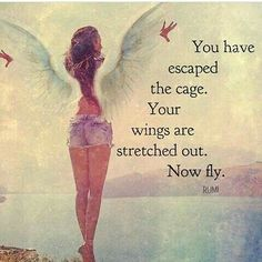What's preventing flight for you?  Believe it or not, you can overcome it!  Here to help you set yourself free....