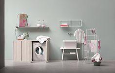 Mobiletti e accessori per la vostra lavanderia o bagno #itesoricoloniali #bagno #lavanderia #birex #reggioemilia #arredamenti