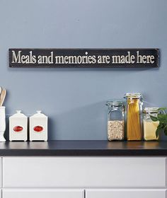 For my kitchen