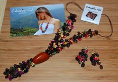 Royalegacy Reviews and More: Eco-Chic Colombian Girl Jewelry - Handmade From Organic Sources in Colombia - Review & Giveaway - ends 5/15 US