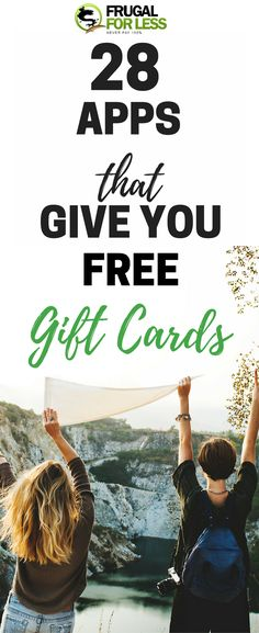 28 apps that gift you free gift cards. All of these apps are free. Money ea… 28 apps that Best Money Making Apps, Make Money On Internet, Make Money Now, Make Money Blogging, Make Money From Home, Money Tips, Make Money Online, Saving Money, Quick Money