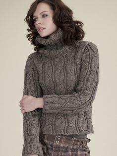 Passion - by Amanda Crawford, free knitting pattern; click on the name - it goes to pattern site