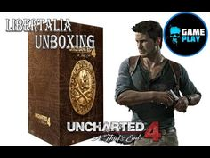 Uncharted 4 Libertalia Collectors Edition Unboxing PlayStation 4 Exclusi...