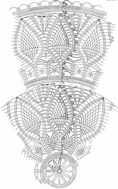 926 Best Images About Crochet Filet Crochet, Crochet Doily Diagram, Crochet Doily Patterns, Crochet Round, Crochet Chart, Crochet Home, Thread Crochet, Crochet Motif, Crochet Designs