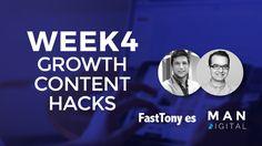 Watch on Youtube here: Content Marketing Hacks Fasttony - Week 4 Marketing Automation Network>. Via Man Digital Videos