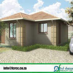"""This development is in close proximity to all amenities such as schools, transport, churches and shops that makes this the ideal investment opportunity or stepping stone for the first time buyer that is looking for that something """"special"""". Visit our website: http://bit.ly/1hcfKVn #affordablehousing #Vanderbijlpark #property"""