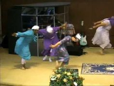 I need a Little more Jesus-The LWCC Dance team at our Women's Conference-Turn your vol. up.