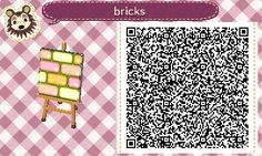 Cute QR Codes Peach tile #2 of 2