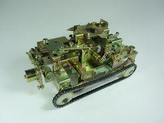 Golden Tank - 95 x 135 x 210mm - 08/03/2009