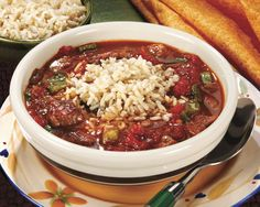 Chili Verde - Recipes at Penzeys Spices ~ Rich, meaty and hearty.  ~ Prep. time: 20 minutes (less if meat is purchased chopped) Cooking time: 3 hours 15 minutes or so Serves: 12