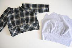 Shoulder Seams, Side Seams and Yoke | Colette Patterns Sewalongs