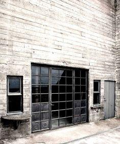 Image result for garage doors turned into windows