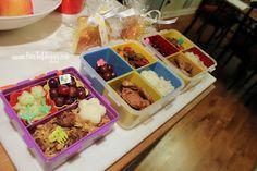 Bento / Teacher appreciation lunches from bentobloggy.com