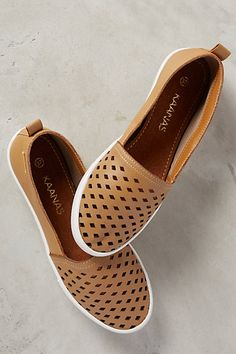 Anthropologie KAANAS PATMOS SLIP-ONS #anthrofave