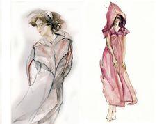 iiiinspired: fold and paint _ works by yunjee bae