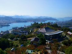 Onomichi is taking its Edo Period manors and historic Temple Walk into the present with cyclist-focused hotels and cat's-eye-view maps.