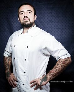 Gabriele Rubini aka Chef Rubio