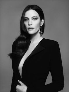 Liv Tyler by Mariano Vivanco