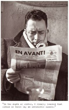 Albert Camus   7 November 1913 – 4 January 1960