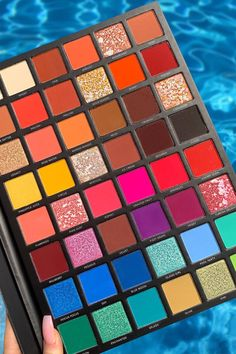 May 2020 - Womens Laroc Pro The Artistry Book Eyeshadow Palette - Multi - One Size Drugstore Eyeshadow Palette, Pastel Eyeshadow, Blending Eyeshadow, Eyeshadow Makeup, Makeup Cosmetics, Best Colorful Eyeshadow Palette, Makeup Brushes, Drugstore Makeup, Makeup Remover