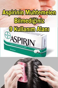 The benefits of aspirin: Dandruff treatment, callus treatment, insect bites, acne and many more bene Aspirin, Natural Health Remedies, Herbal Remedies, Back Fat Workout, Hair Dandruff, Insect Bites, Medicinal Plants, Natural Medicine, Health Tips