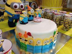 Minions Birthday Party Ideas | Photo 7 of 10 | Catch My Party