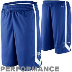 7a12d67a6 $35.99 Nike Kentucky Wildcats Dri-FIT Tourney 1 Basketball Shorts - Royal  Blue