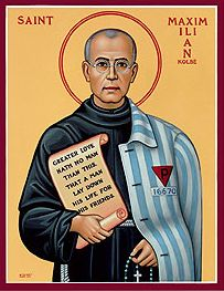 Catholic News World : Saint August 14 : St. Maximillian Kolbe : Patron of Drug Addicts, and Catholic Saints, Patron Saints, Roman Catholic, Catholic Confirmation, Catholic News, Catholic Priest, Catholic School, Religious Images, Religious Icons