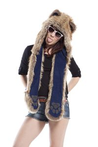 I own and love the wolf warrior @spirithoods. Its on my profile pic. This one is the coyote. Looks like a contender.