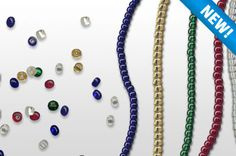 Seed Beads Picture Tubes