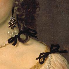 "Bartholomeus van der Helst (1613-1670), ""Portrait of a Woman [Detail],"" Date unknown."