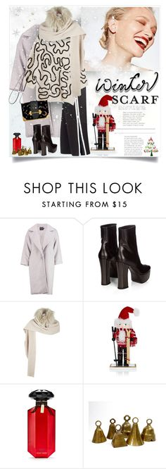 """Untitled #1426"" by talisa ❤ liked on Polyvore featuring Boohoo, Yves Saint Laurent, MaxMara, Bloomingdale's and Victoria's Secret"