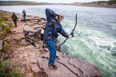 tree river nunavut fly fishing