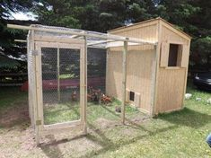 My incredible chicken coop and run!   Do It Yourself Home Projects from Ana White