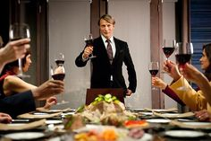 """Hannibal - Season 1  """"You can not force a feast."""""""