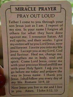 Prayer Scriptures, Bible Prayers, Catholic Prayers, Faith Prayer, God Prayer, Power Of Prayer, Prayer Quotes, Spiritual Quotes, Bible Quotes