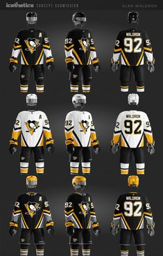 La Kings Stanley Cup, Dek Hockey, Uniform Ideas, Nhl Jerseys, Sports Art, Crossover, Penguins, Pens, Concept