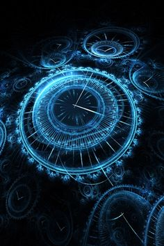 Blue Clock - Android Themes, Android Mobile Wallpapers,Apps,Games Free Download