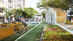 "New York has some fantastic ideas for utilizing some of their 5.3 million square feet of ""leftover"" space in Manhattan as public spaces that will also make the city safer and healthier overall!"